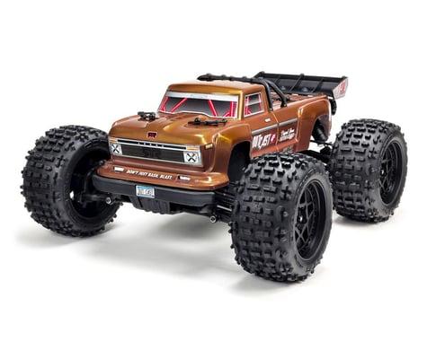 Arrma Outcast 4S BLX Brushless RTR 1/10 Stunt Truck (Bronze)