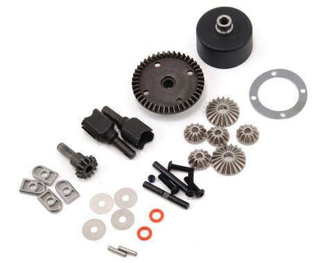 Arrma Front/Rear Straight Cut Differential Set (43T)