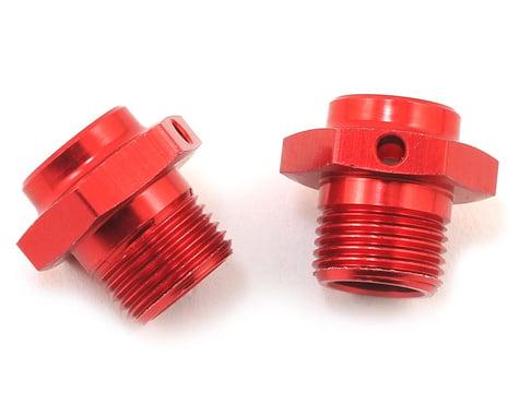 Arrma 17.6mm Aluminum Wheel Hex (Red) (2)