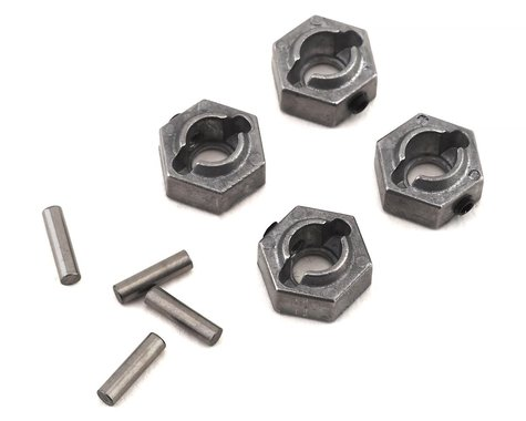 Arrma 12mm Metal Wheel Hex (4)
