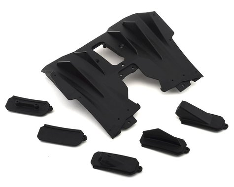 Arrma Infraction/Limitless Rear Diffuser Set