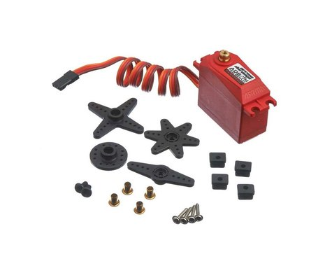 Arrma ADS-7M V2 6.5kg Waterproof Servo (Red)