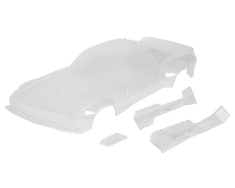 Arrma Felony 6S BLX Trimmed Body (Clear)