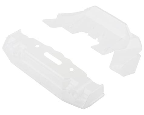 Arrma Felony 6S Splitter & Diffuser (Clear)