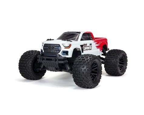 Arrma Granite 4x4 V3 550 Mega RTR Monster Truck (Red)