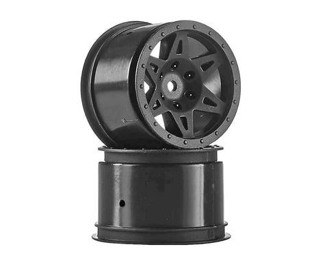 Wheel Rear, Black: Raider