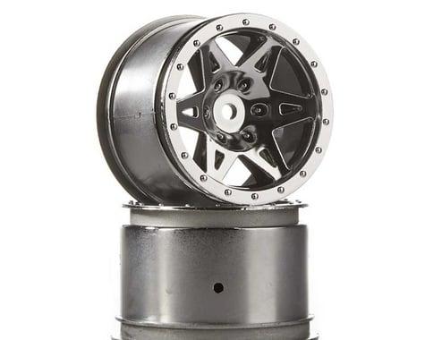 Wheel Rear, Chrome: Raider