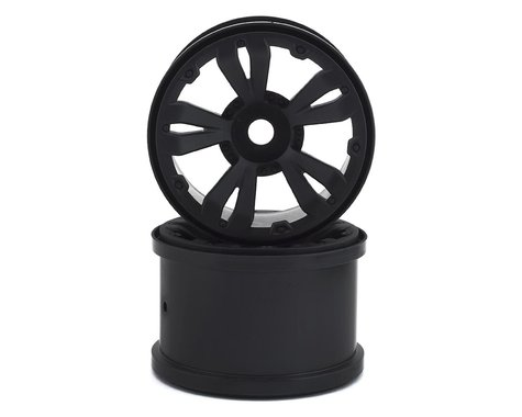 Arrma 3.8 Monster Truck Wheel w/17mm Hex (Black) (2)