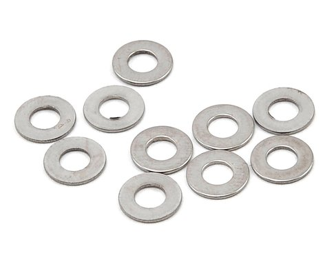 Arrma 3x8x0.5mm Washer Set (10)