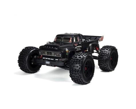 Arrma Notorious 6S BLX Brushless RTR 1/8 Monster Stunt Truck (Black) (V5)