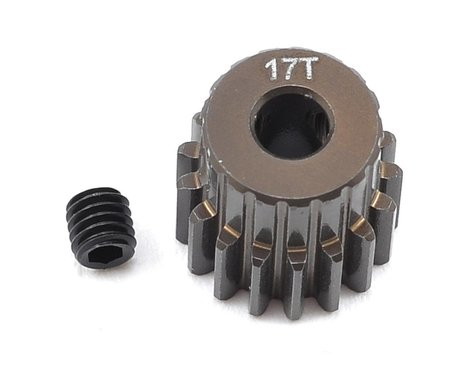 Team Associated Factory Team Aluminum 48P Pinion Gear (3.17mm Bore) (17T)