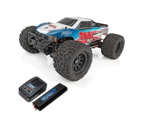 Team Associated Rival MT10 RTR 1/10 Brushless Monster Truck Combo