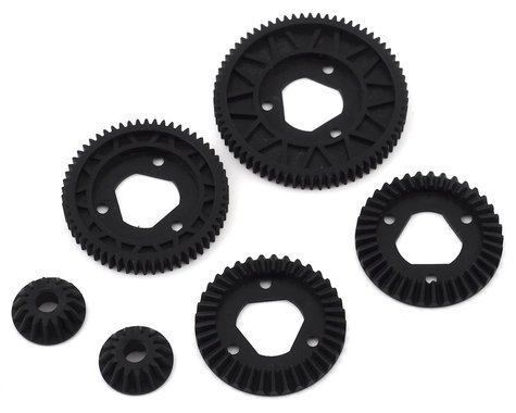 Team Associated Reflex 14B/14T Spur Gear (58T)