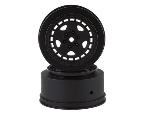 Team Associated Fifteen52 Turbomac HD Wheels (Black) (2) (Pro4 SC10)