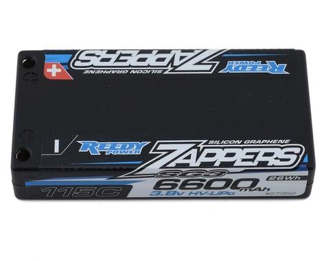 Associated Zappers SG3 3.8V 6600mAh 115C 1S HV LiPo Battery ASC27352