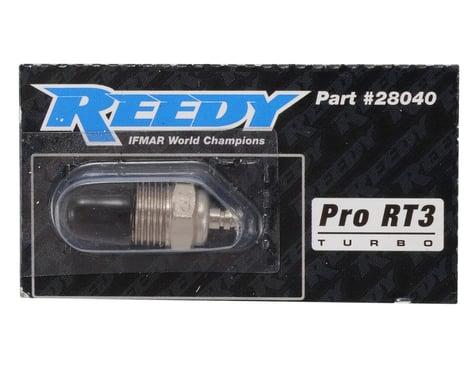 Associated Reedy RT3 Turbo Plug Very Ho ASC28040