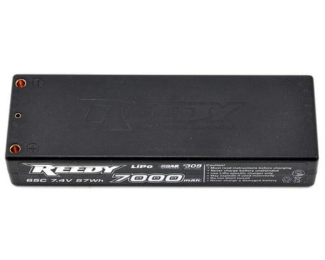Reedy 2S Hard Case LiPo Battery Pack 65C w/4mm Bullets (7.4V/7000mAh)