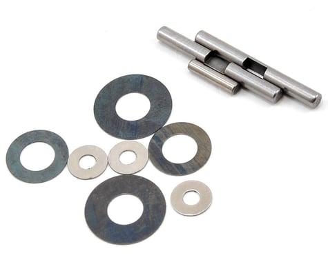 Team Associated Gear Differential Pin & Shim Set