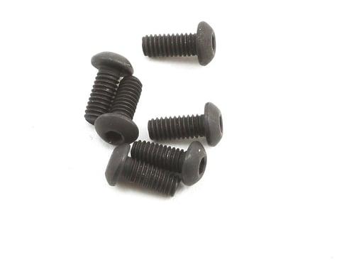 Team Associated 2.5x0.45x6mm Button Head Screw (6)