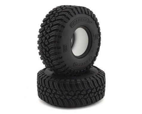 "Element RC General Grabber X3 1.9"" Tires (2) (Soft)"