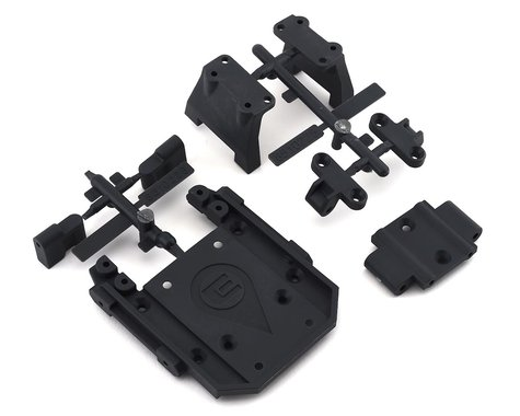 Element RC Enduro IFS Gearbox & Servo Mounts Set (Hard)