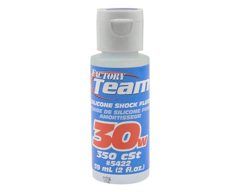 Team Associated Silicone Shock Oil (2oz) (30wt)