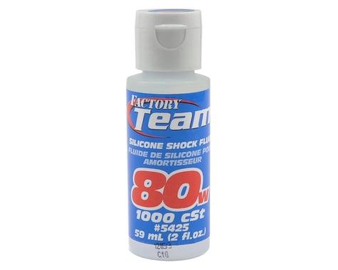 Team Associated Silicone Shock Oil (2oz) (80wt)