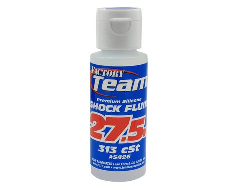 Team Associated Silicone Shock Oil (2oz) (27.5wt)