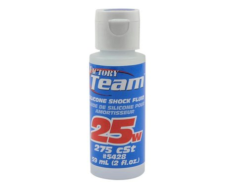 Associated 25Wt Silicone Shock Oil 2 Oz ASC5428