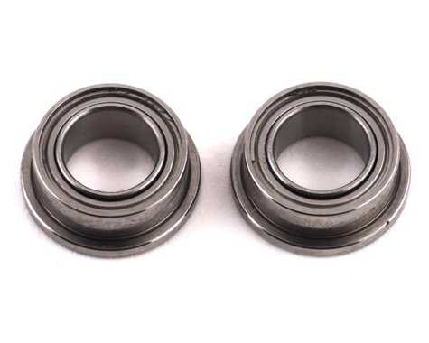 "Team Associated Ball Bearing Set 3/16x5/16"" Flanged (2)"