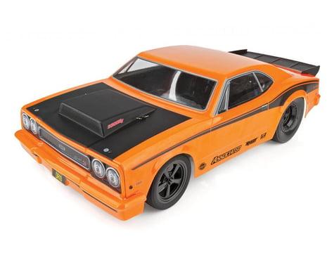Team Associated DR10 RTR Brushless Drag Race Car (Orange)
