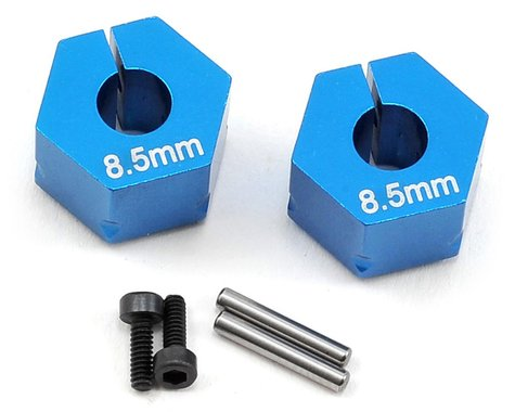 Team Associated 8.5mm Factory Team Aluminum Clamping Wheel Hex (2)