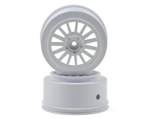 Team Associated Rally Wheel (White)