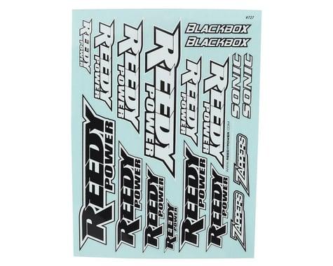 Reedy 2020 Sticker Sheet