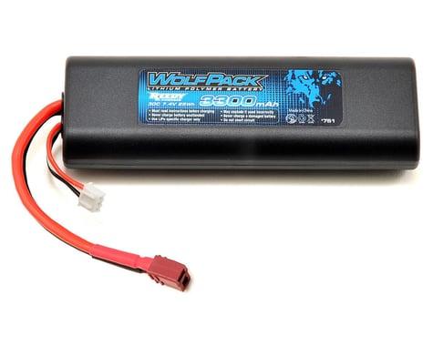 Reedy WolfPack Gen2 2S Hard Case LiPo Battery Pack 30C (7.4V/3300mAh)