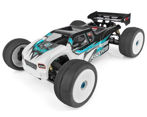 Team Associated RC8 T3.2e Team 1/8 4WD Off-Road Electric Truggy Kit