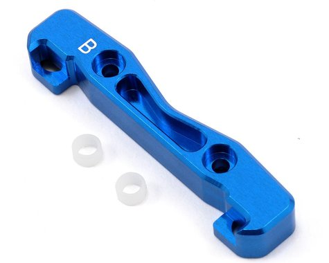 """Team Associated """"Low B"""" Suspension Plate w/Inserts"""