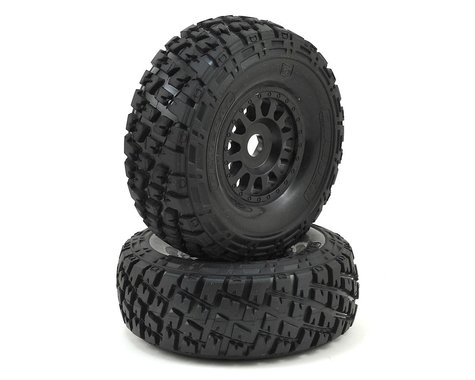 Team Associated Nomad Pre-mounted Tires
