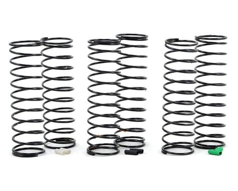 Team Associated 12mm Big Bore Rear Shock Spring Kit (3) (Soft)