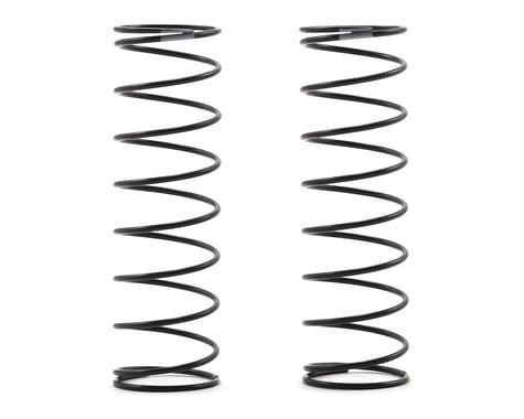 Team Associated 12mm Rear Shock Spring (2) (Gray/2.0lbs) (61mm Long)