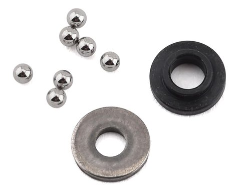 Team Associated B6.1 Factory Lite Grooved Thrust Bearings