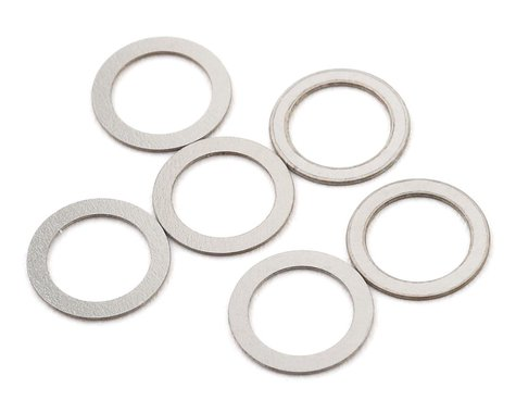 Team Associated RC10B74 Differential Pinion Gear Shims (6)