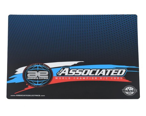 Team Associated 2019 Worlds Counter Top Setup Mat (40x50cm)