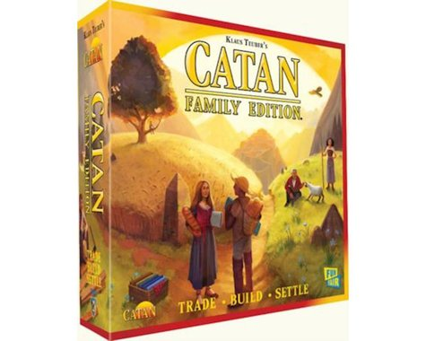 Asmodee Catan: Family Edition