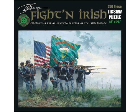 Americana Souvenirs Fight'n Irish 750Pcs