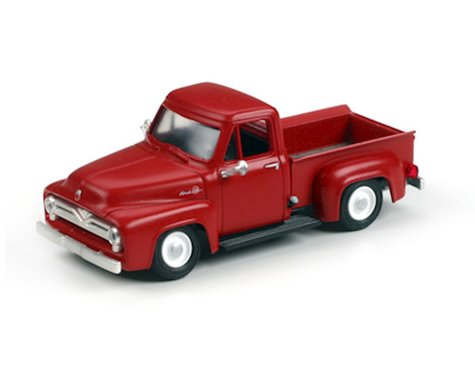 Athearn HO-Scale 1955 Ford F-100 Pickup (Red)