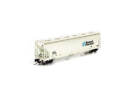 Athearn N ACF 4600 3-Bay Centerflow Hopper, GRPX #944810