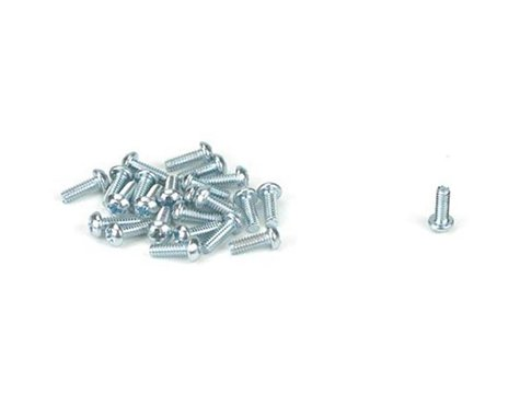 "Athearn Round Head Screw, 2-56 x 1/4"" (24)"