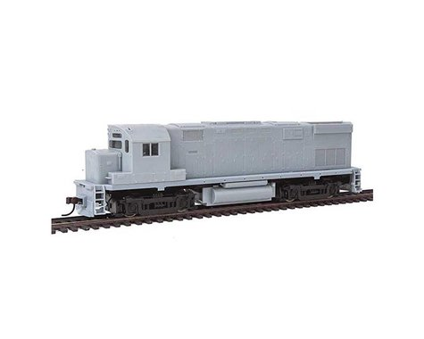 Atlas Railroad HO C424 Phase 1 w/DCC & Sound, Undecorated