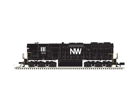Atlas Railroad HO SD35 High Hood N&W #1542